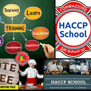 HACCP School :Tutti i Corsi di Sicurezza Alimentare HACCP - Attestazioni valide su tutto il territorio Nazionale Per Informazioni Numero Verde 800-089590